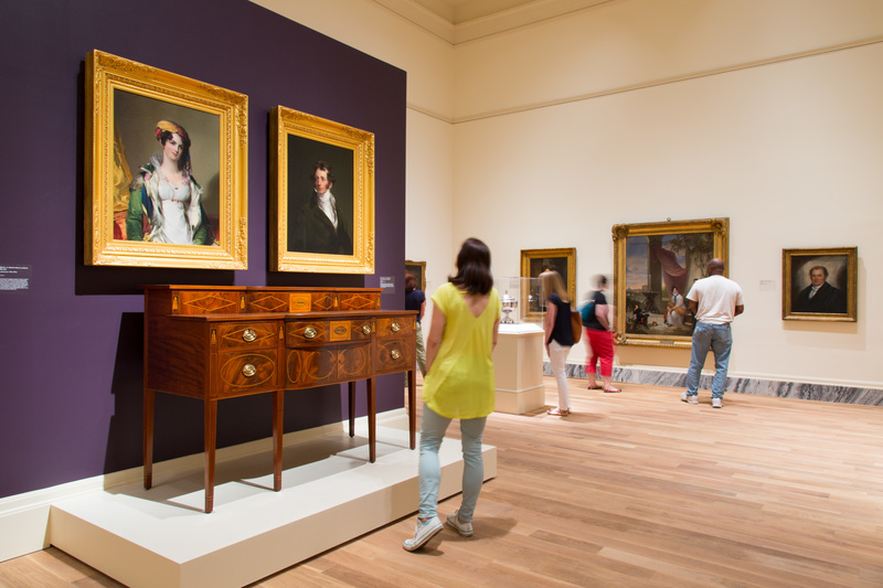 در خانه بمانید و از موزهها  بازدید کنید