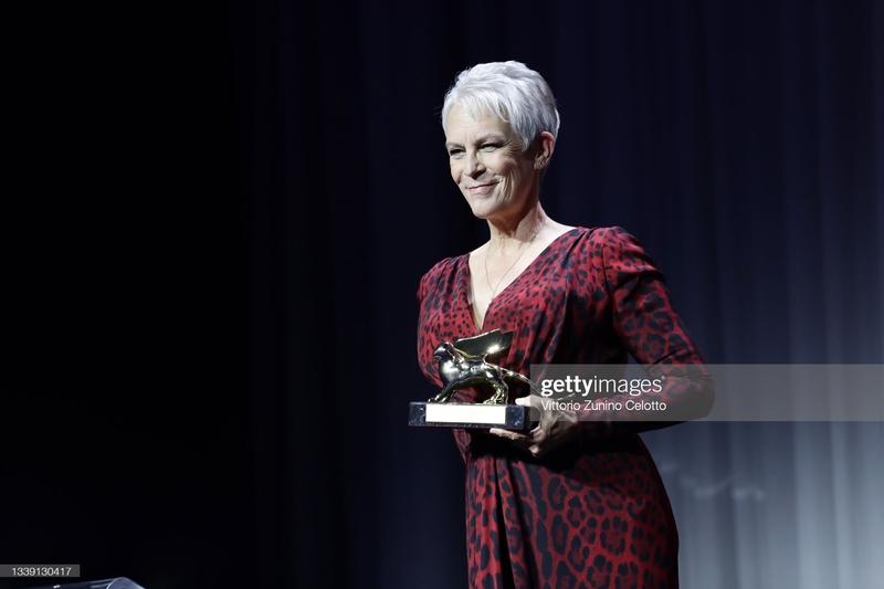 شیر طلایی افتخاری ونیز به «جیمی لی کورتیس» اهدا شد