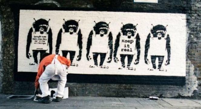 ادعاهایی تازه درباره هویت بنکسی، مرموزترین نقاش دنیا