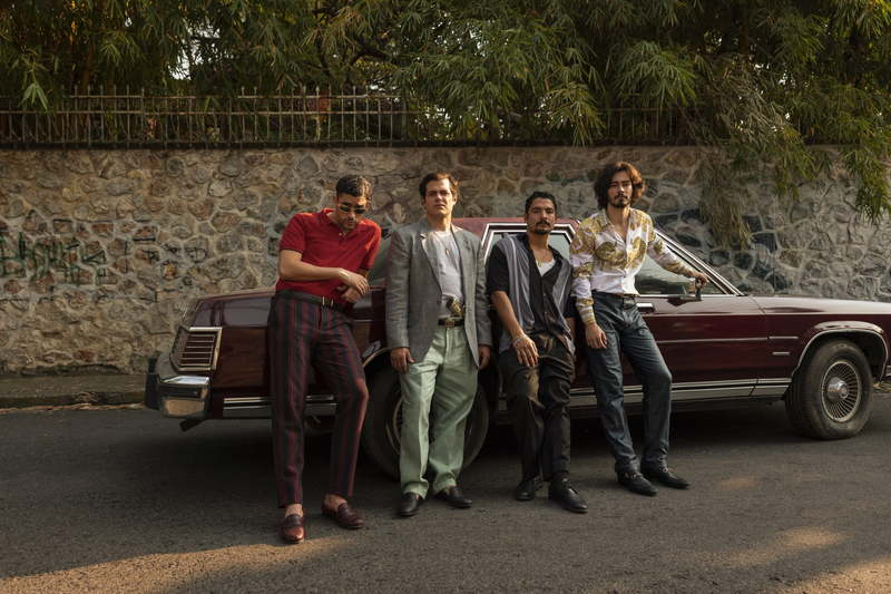 سریال Narcos: Mexico در فصل سوم پایان مییابد