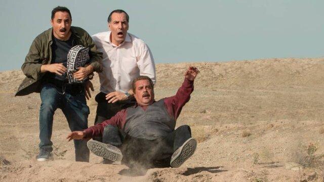 «دودکش» از شهرک سینمایی دفاع مقدس سر درآورد