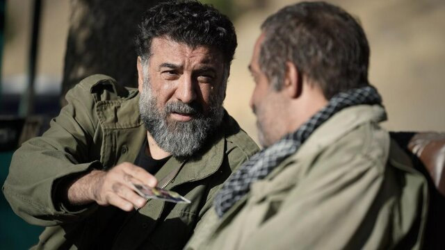 علی انصاریان و آخرین عکسش در «کولبرف»