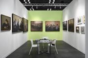 گالری سرادی پور برنده جایزه بهترین غرفه رویداد هنری ارمریشو نیویورک
