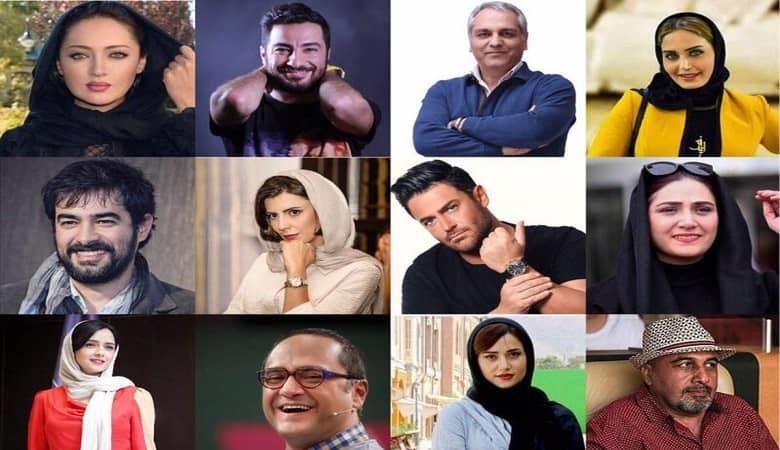 دستمزد عجیب بازیگران ایرانی لو رفت