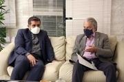 وعده مجید انتظامی برای ساختن اثری درباره فداکاریهای سپهبد شهید حاج قاسم سلیمانی