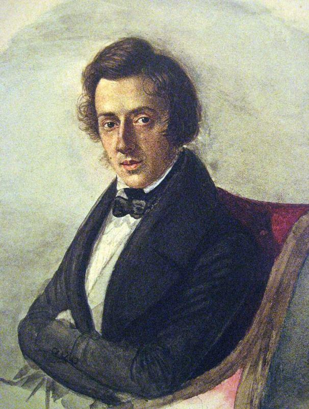 به بهانه سالمرگ فردریک شوپن، آهنگساز افسانهای