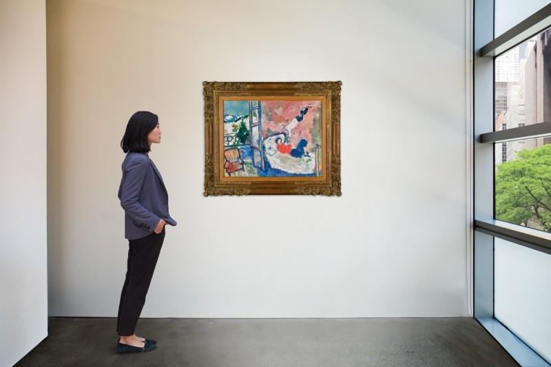 آثاری از بزرگان هنر زیر چکش حراج