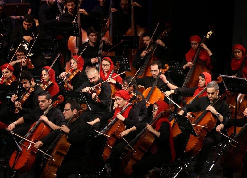 اجراهای جدید ارکستر ملی و ارکستر سمفونیک