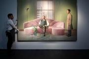 «دیوید هاکنی» باز هم رکورد زد