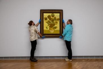 نمایشگاه شاهکارهایی از گالری ملی لندن در گالری ملی استرالیا