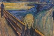 کشف عبارتی از «مونک» بر روی نقاشی «جیغ»