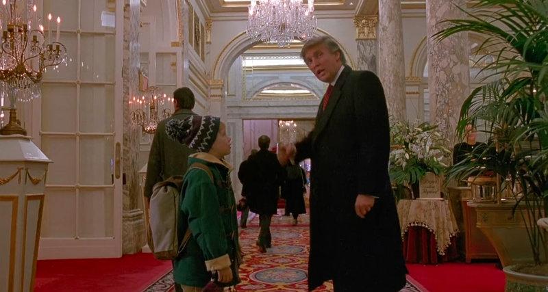 درخواست حذف سکانس بازیگری «رییس جمهور آمریکا» از «تنها در خانه ۲» مطرح شد