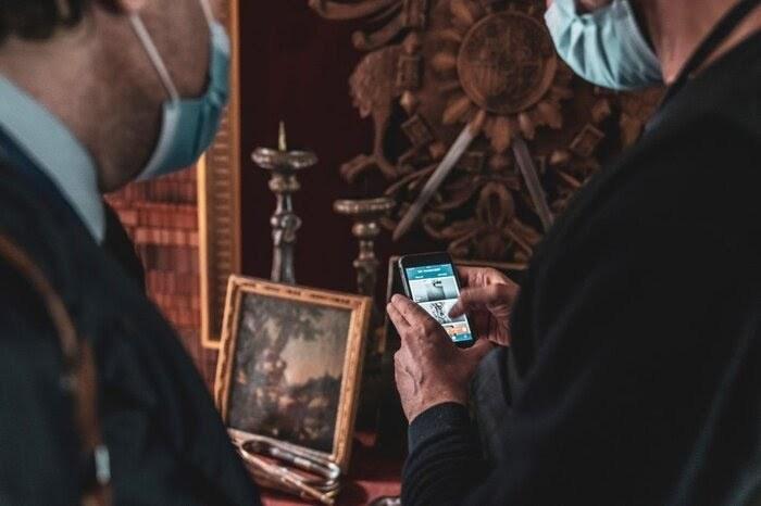 تکنولوژی چگونه میتواند از سرقت آثار هنری جلوگیری کند