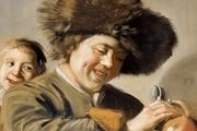 تابلو «دو پسر خندهرو با لیوان آبجو» برای سومین بار به سرقت رفت