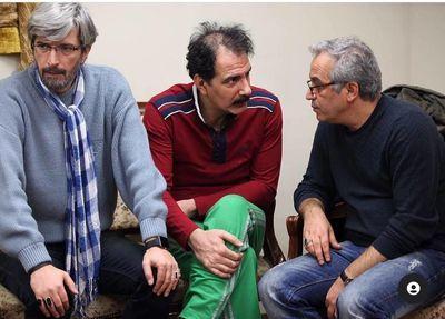 محمدحسین لطیفی به رعایت نشدن حق صاحب اثر در تلویزیون اعتراض کرد