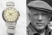 ساعت مچی پیکاسو ۱۸ برابر قیمت اولیه فروخته شد