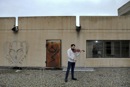 بهزاد سوخکیان نوازنده ویولن
