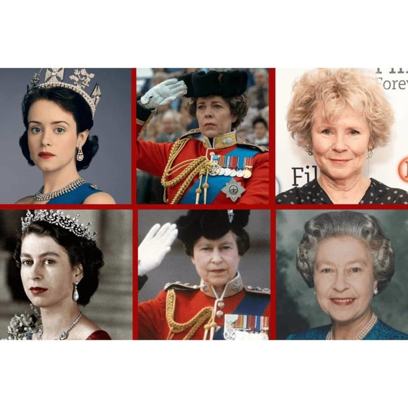 اولین تصویر از ملکه الیزابت در سریال تاج